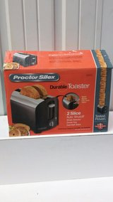 toaster, like new in box in Providence, Rhode Island