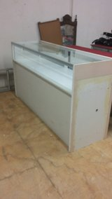7 display cases, $120 each in Providence, Rhode Island