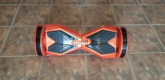 """Used Smart Balance 8"""" self balancing electric scooter with LED lights and Bluetooth Speakers in Kingwood, Texas"""