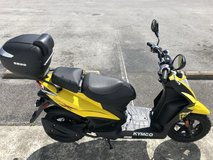2017 Kymco Super 8 50X in Wilmington, North Carolina