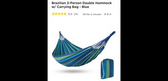 2 person hammock in Kingwood, Texas