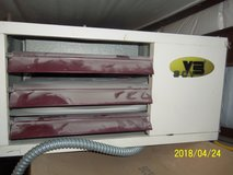 Reznor V3 SCV Natural Gas Utility Heater for Shop/Garage - Used in Alamogordo, New Mexico