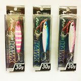 3pc Metal Slice Fishing Lures Lead Casting Slow Jigs in Oswego, Illinois