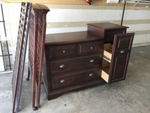 Baby changing table / dresser in St. Charles, Illinois
