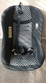 Baby's black Cosco car seat in Phoenix, Arizona