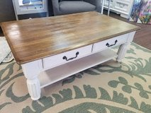 Farmhouse Coffee Table in St. Charles, Illinois