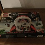 Star Wars LEGO advent calender.  NEW in Stuttgart, GE