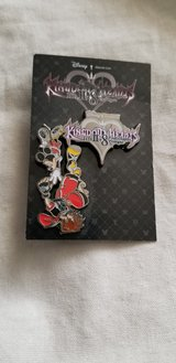 Kingdom Hearts HD 11.8 Pin in Las Vegas, Nevada