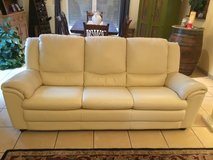 4pc Leather Couch Set in Baumholder, GE