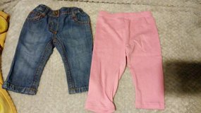 6-9 months, girls clothes in Lakenheath, UK
