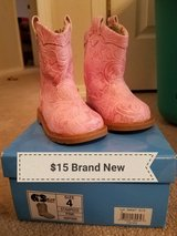 Brand New Toddler Cowboy Boots in Fort Leonard Wood, Missouri