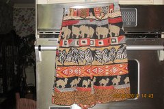 Womens African-Print Culotte - Size Small in Kingwood, Texas