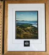 Pebble beach golf photo in Vacaville, California