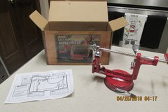 Cast Iron Apple Peeler - Corer - Slicer - Original Box in Kingwood, Texas