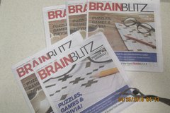 Large BrainTeaser Booklets in Houston, Texas