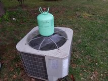 2.5 heat pump R22 condenser and 13lbs R22 Feron in Macon, Georgia