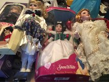 porcelain dolls in Beaufort, South Carolina