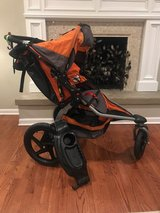 Barely Used Bob Jogging Stroller + Accessories in Schaumburg, Illinois