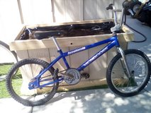 Mongoose bmx bike in Oceanside, California