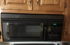 GE Over the Range Microwave in Orland Park, Illinois