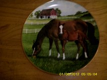 "Morning on the Farm"" Collectors Plate   PRICE REDUCED in Ottumwa, Iowa"