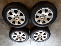 4 x brand new all season tires (M+S) 195/65 R15 in Ramstein, Germany