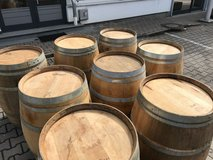 Wine Barrels Available Now in Stuttgart, GE