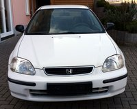 Honda Civic, very good condition, already inspected!!!!! in Ramstein, Germany