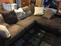 2 piece sectional couch in Okinawa, Japan