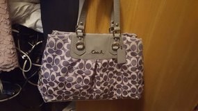 Authentic Coach Purse in Yorkville, Illinois