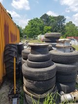 Truck and Tractor Tires and Wheels in Conroe, Texas