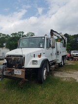 2004 Frieghtliner FL80 - Crew Cab Rail Road Service Truck in The Woodlands, Texas