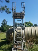 Aluminum Deer Stand Base in The Woodlands, Texas