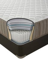 Stearns & Foster Estate Cape Flattery Luxury Ultra Firm Mattress in Tomball, Texas