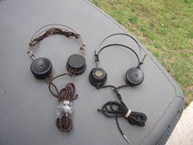Pair of Headsets in Warner Robins, Georgia