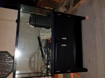 55 gal fish tank with stand in Temecula, California