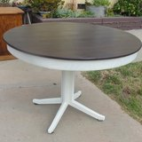 Shabby Solid Oak Dining Table in Camp Pendleton, California