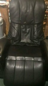 Massage Chair with Ottoman in Fort Campbell, Kentucky