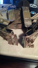 SKD tactical zipper front chest rig in Fort Leonard Wood, Missouri