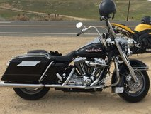 04 Road King in Oceanside, California