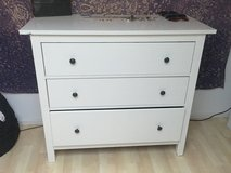 IKEA white dresser- glossy finish in Stuttgart, GE