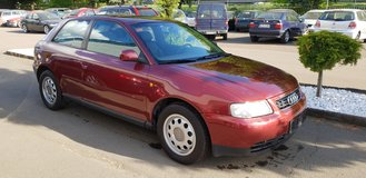 AUDI A3 manual NEW INSPECTION in Ramstein, Germany