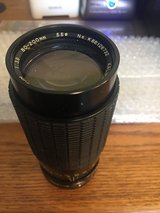 Kalimar Auto Zoom Camera Lens - 1:39 - 80-200mm in Glendale Heights, Illinois