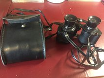 Vintage Airguide Binoculars in Case - 3x  No.27 in Glendale Heights, Illinois