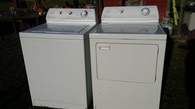 MAY TAG WASHER/DRYER.  *OVERSIZE. CAPACITY* QUIET SERIES in Camp Lejeune, North Carolina