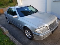2000 AUTOMATIC Mercedes Benz C200 in Ramstein, Germany