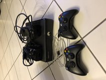XBOX 360 Slim with controllers in Spangdahlem, Germany