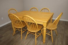 Dining Table and 6 Chairs in Spring, Texas