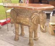 Elephant Bistro Table and  2 chairs in Camp Lejeune, North Carolina