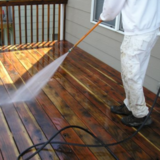 Power washing in St. Charles, Illinois